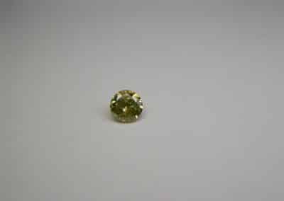Diamant Greenish Yellow